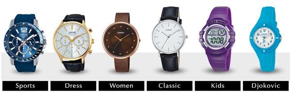 A Lorus órák mindegyikét egy olyan egyedülálló stílus és dizájn fémjelzi 9737e9b39b